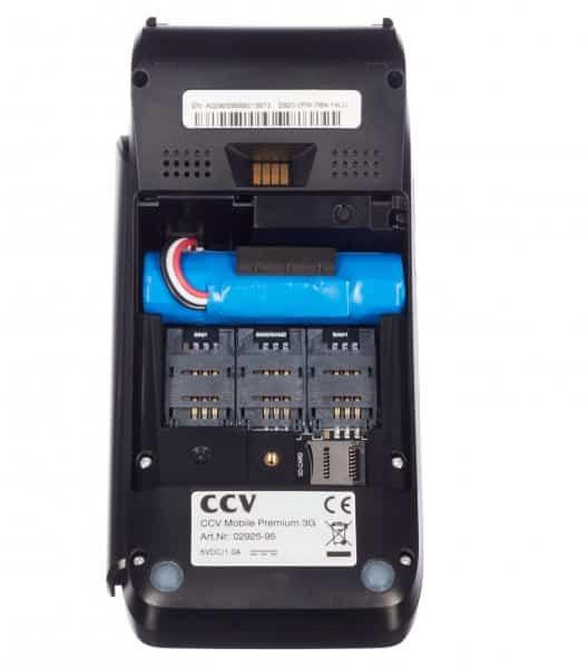 EC Gerät EC Cash Geräte CCV mobile Premium