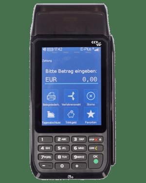 EC Karten Lesegerät CCV mobile Premium
