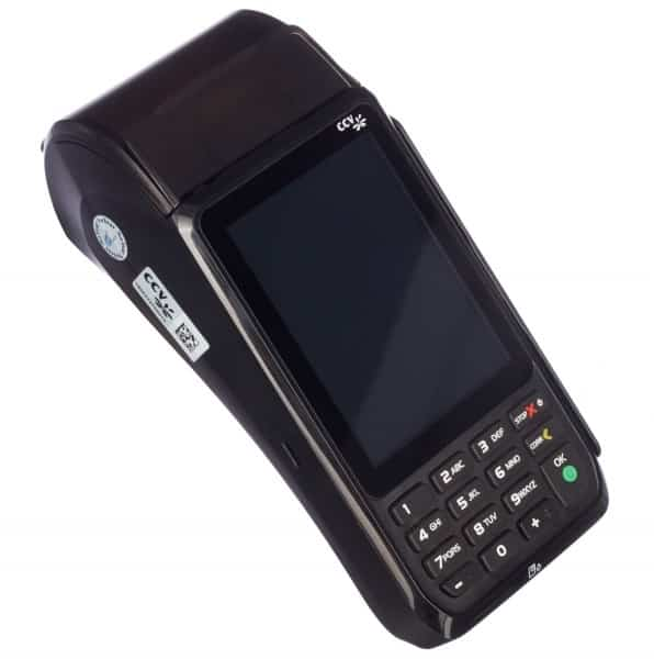 EC Lesegerät Karten-Lesegerät CCV mobile Premium