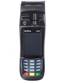 Kartenlesegerät EC Kartenterminal verifone h5000