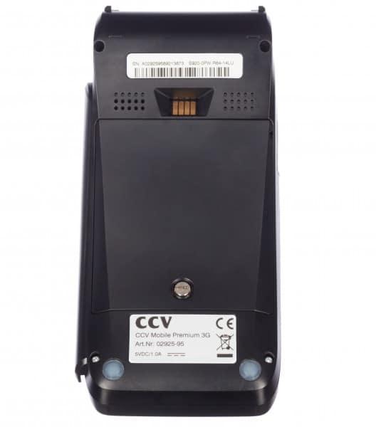 Kartenlesegerät Kartenterminal CCV mobile Premium