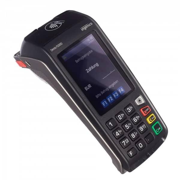 kreditkartenterminal-ec-terminal-ingenico desk 5000