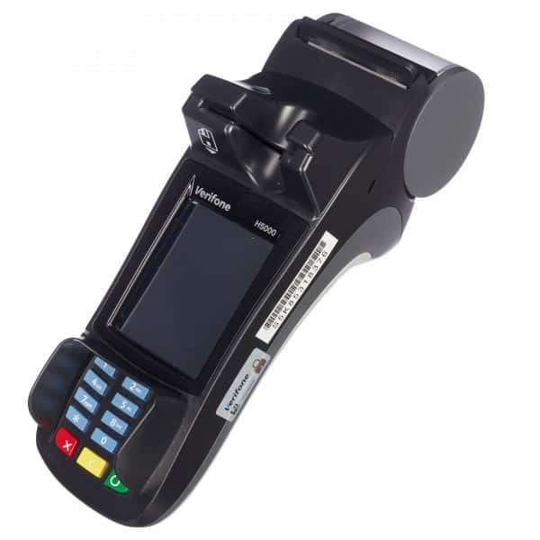 Kreditkartenterminal Terminal Gerät verifone h 5000