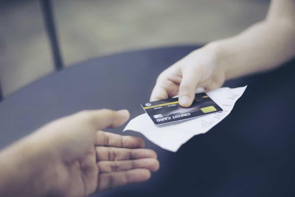 Kreditkartenzahlung anbieten annehmen kosten Kreditkarte payment